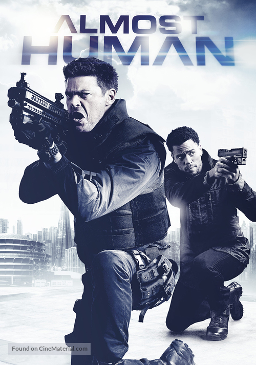"""""""Almost Human"""" - Movie Cover"""