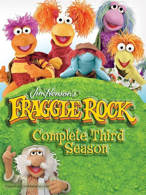 """Fraggle Rock"" - Movie Cover"
