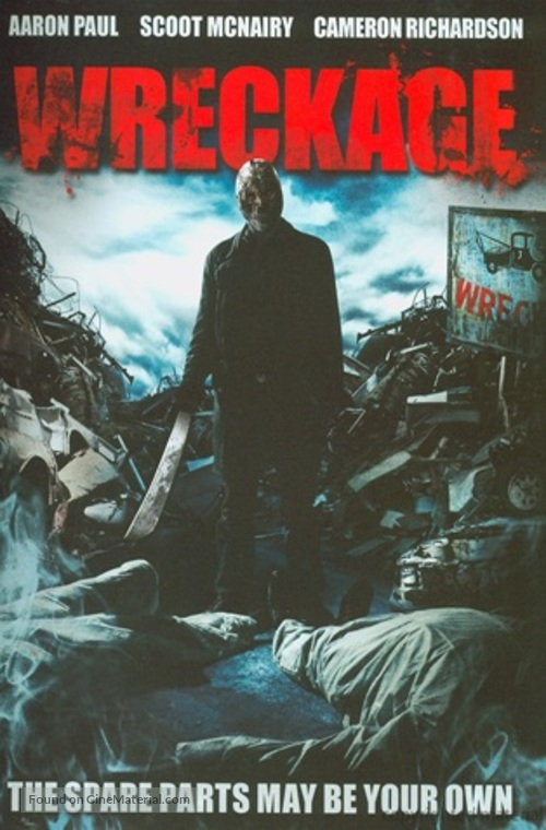 Wreckage - Movie Cover