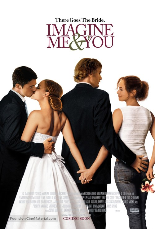 Imagine Me & You - poster
