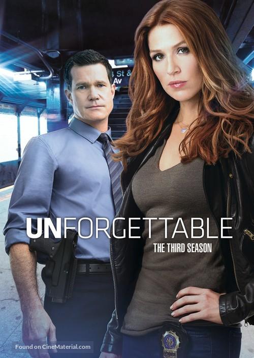 """Unforgettable"" - DVD movie cover"