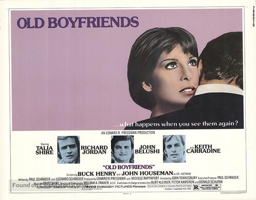 Old Boyfriends - Movie Poster