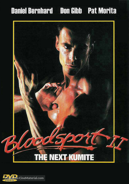 Bloodsport 2 - German DVD cover