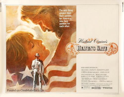 Heaven's Gate - Movie Poster