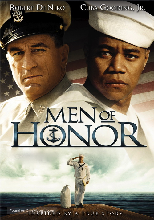 Men Of Honor - DVD movie cover