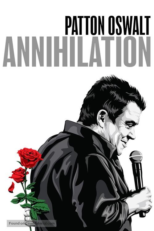 Patton Oswalt: Annihilation - Video on demand movie cover