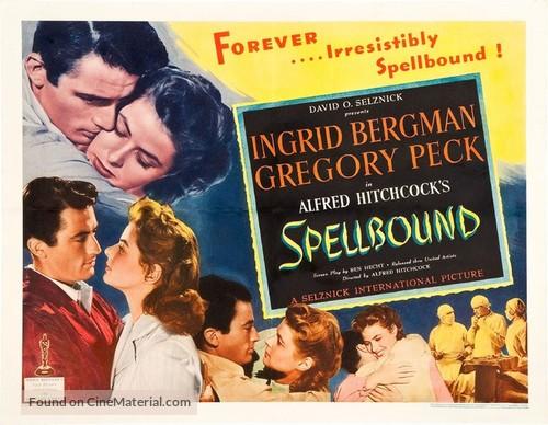 Spellbound - Movie Poster