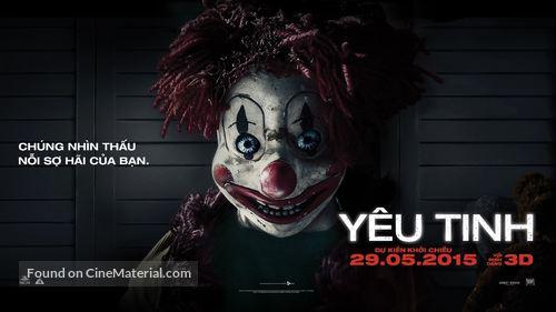 Poltergeist - Vietnamese poster