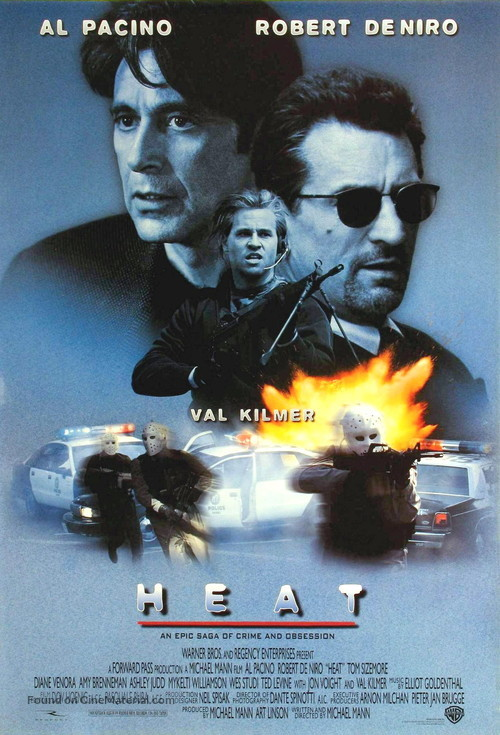 Heat - Movie Poster