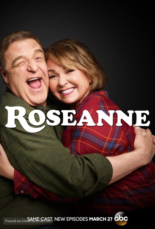 """Roseanne"" - Movie Poster"