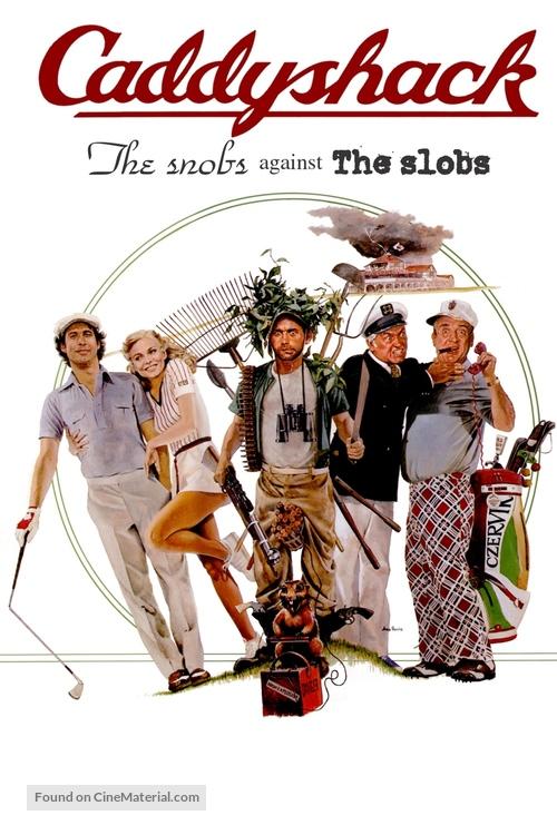 Caddyshack - Movie Cover