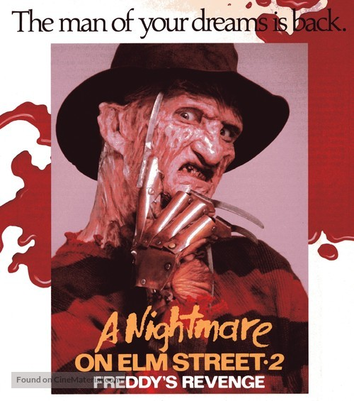 A Nightmare On Elm Street Part 2: Freddy's Revenge - Movie Poster