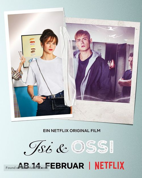 Isi & Ossi - German Movie Poster