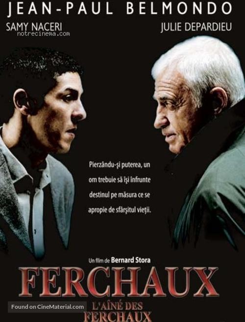 Ferchaux - Romanian DVD movie cover