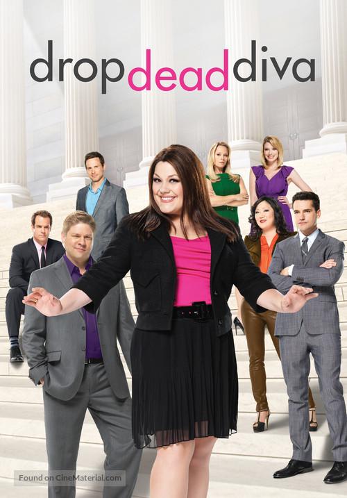 """Drop Dead Diva"" - Movie Poster"