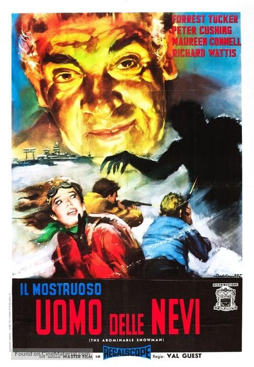 Beat Girl - Italian Movie Poster