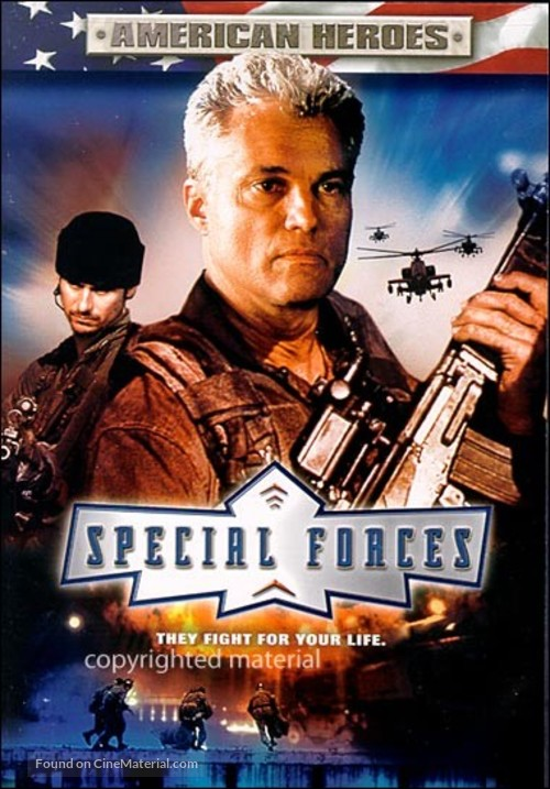 Special Forces - Movie Cover