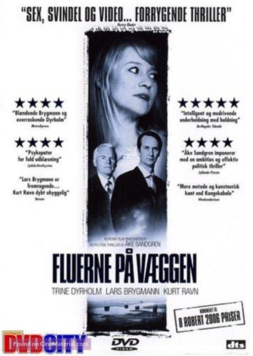 Fluerne på væggen - Danish Movie Cover
