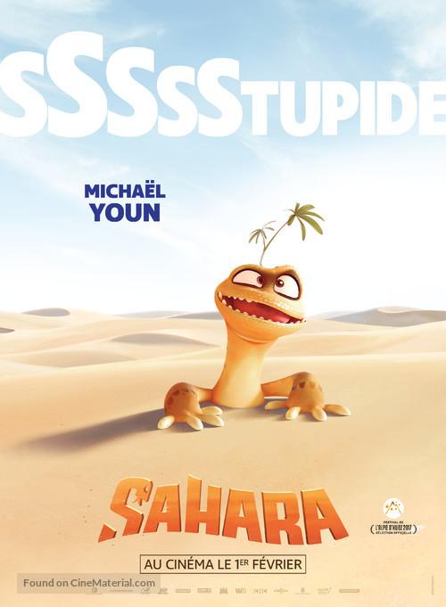 Sahara 2017 movie poster