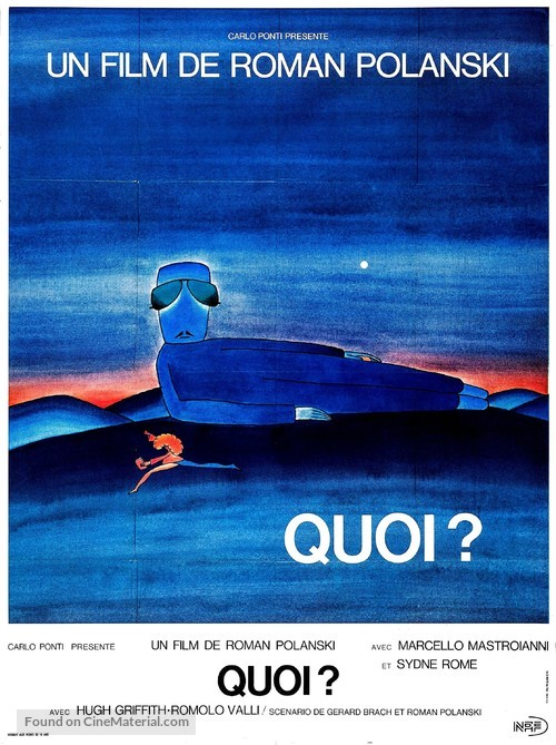 Che? - French Movie Poster