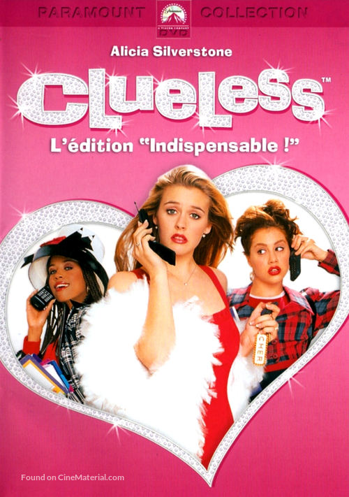 Clueless - French Movie Cover