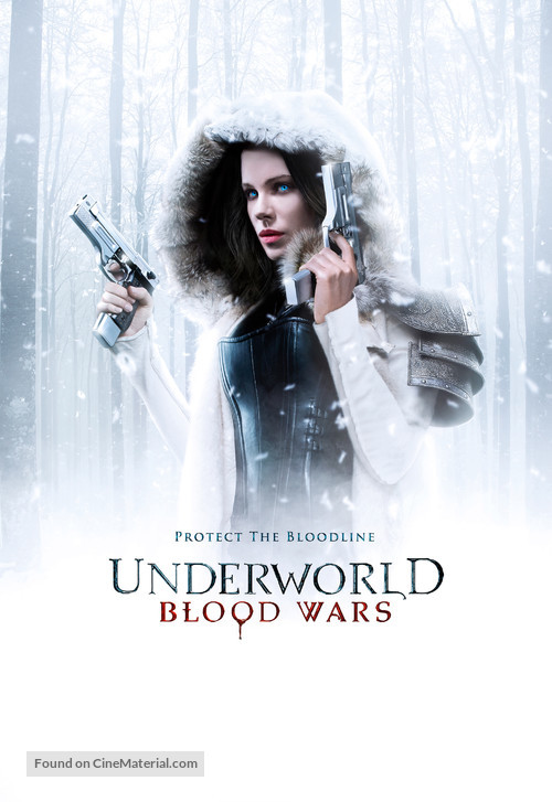 Underworld Blood Wars - Movie Cover