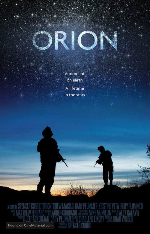 Orion - Movie Poster