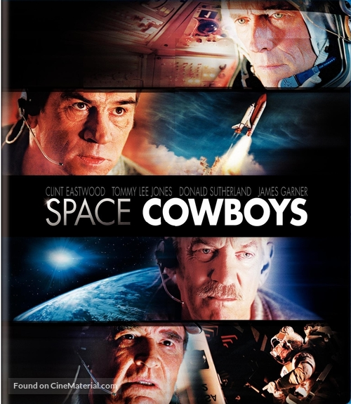 Space Cowboys - Movie Cover