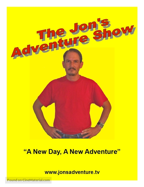 """Jon's Adventure Show"" - Movie Poster"