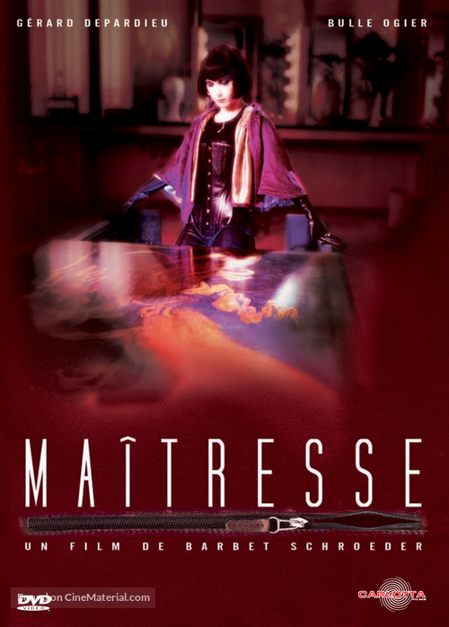 Maîtresse - French Movie Cover