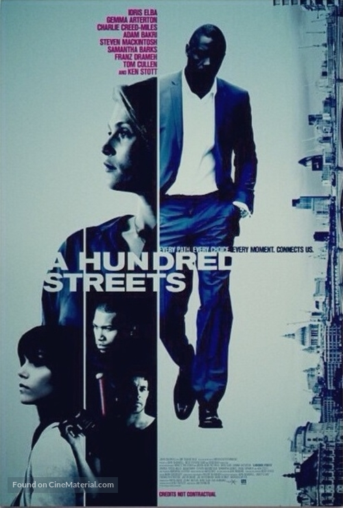 A Hundred Streets - British Movie Poster