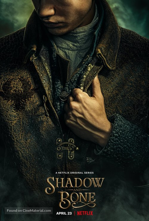 """""""Shadow and Bone"""" - Movie Poster"""