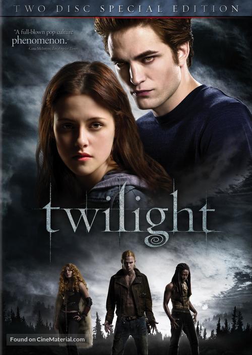Twilight - Movie Cover
