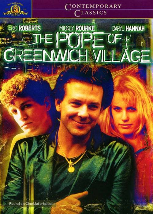 The Pope of Greenwich Village - Movie Cover