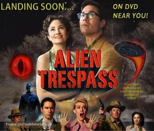 Alien Trespass - Movie Poster