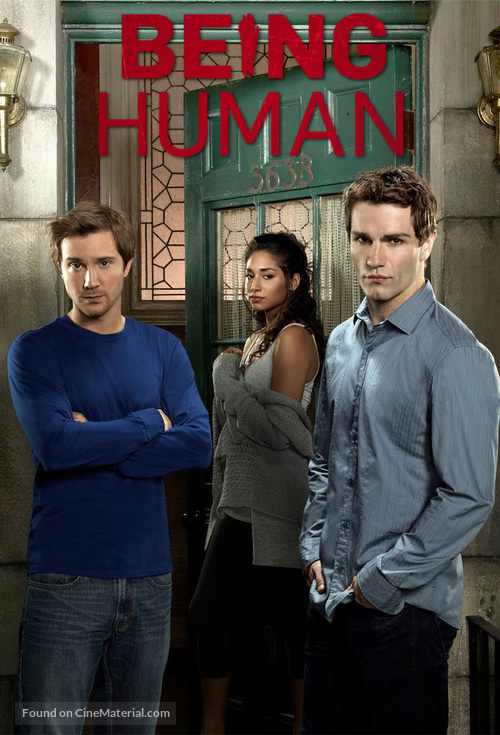 """Being Human"" - Movie Poster"