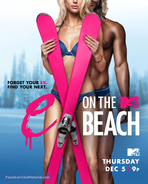 """""""Ex on the Beach"""" - Movie Poster"""