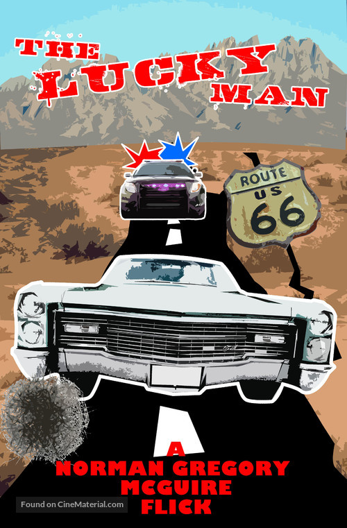 The Lucky Man - Movie Poster