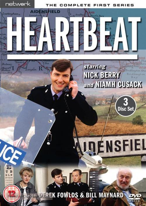 """Heartbeat"" - British DVD movie cover"