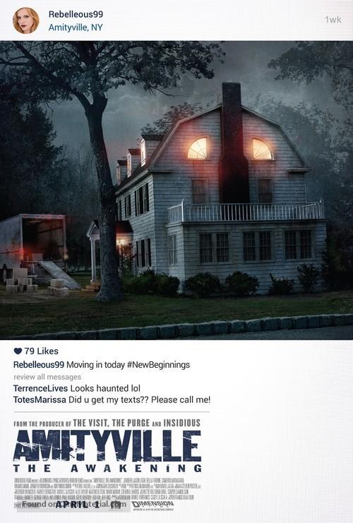 Amityville: The Awakening - Movie Poster