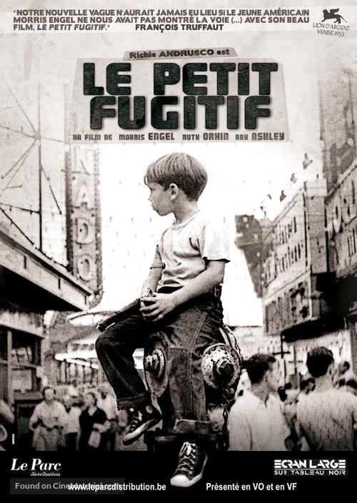 Little Fugitive - Belgian Movie Poster
