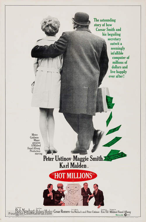 Hot Millions - Movie Poster
