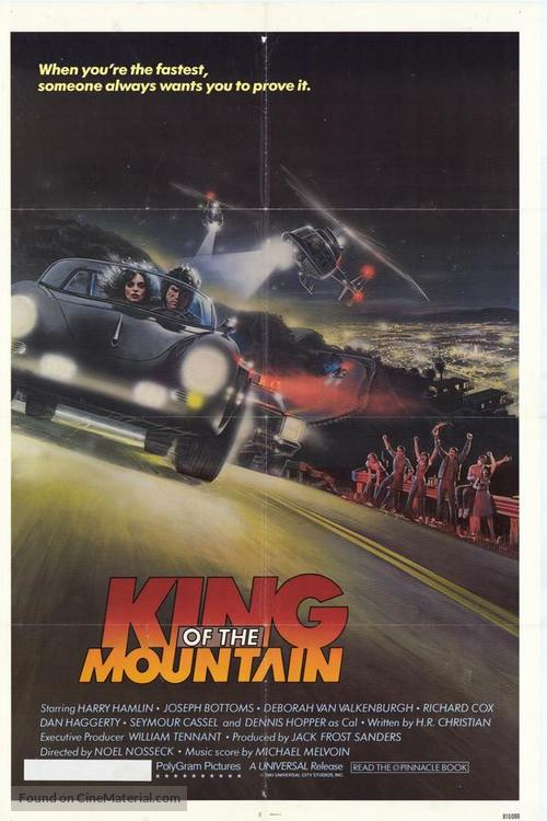 King of the Mountain - Movie Poster