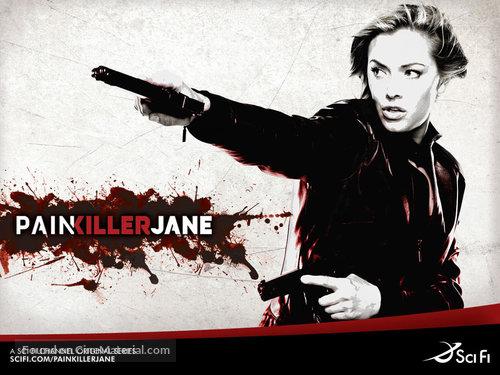 """Painkiller Jane"" - Movie Poster"