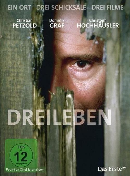 """""""Dreileben"""" - German DVD movie cover"""