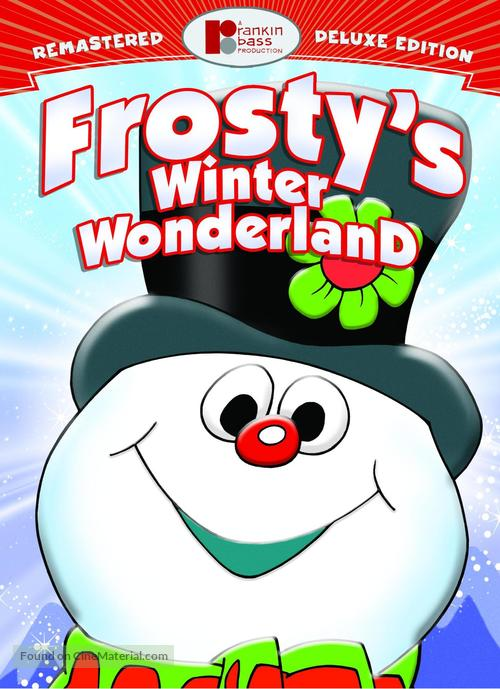 Frosty's Winter Wonderland - DVD movie cover