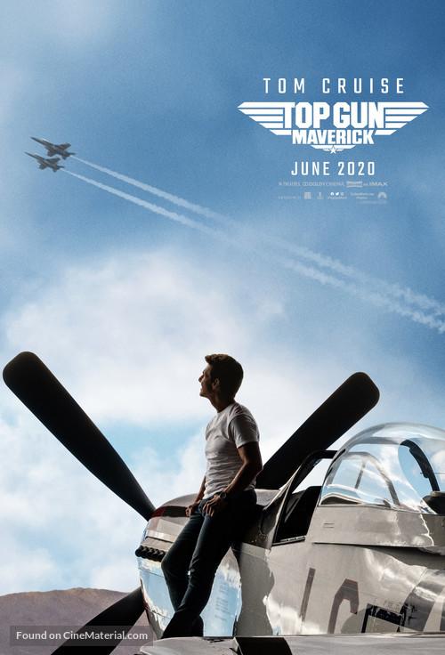 Top Gun: Maverick - Movie Poster