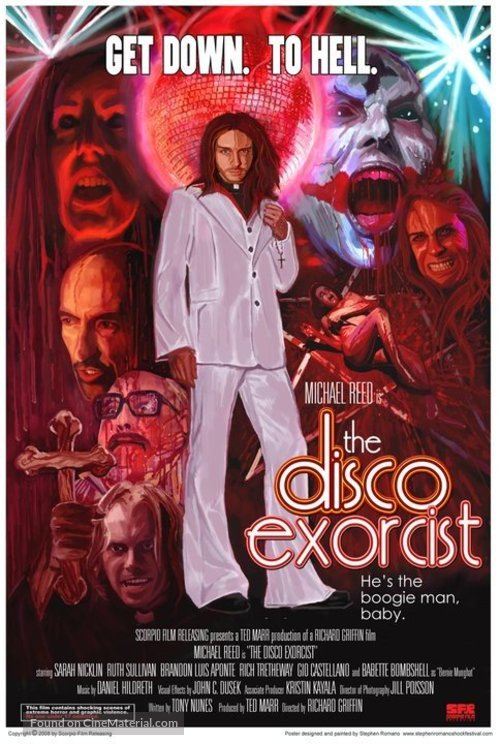 The Disco Exorcist - Movie Poster