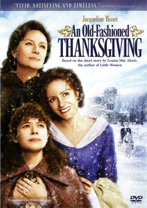 An Old Fashioned Thanksgiving - Movie Cover