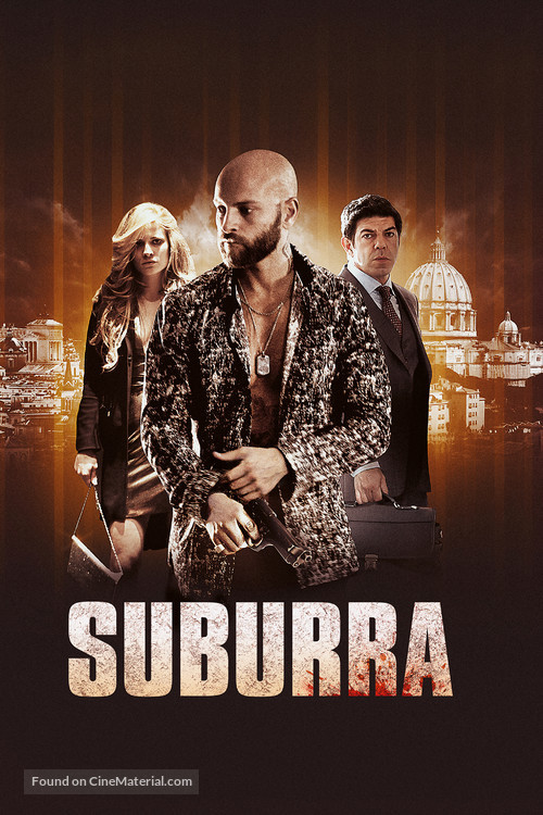 Suburra - French Video on demand movie cover